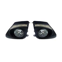Toyota Corolla Pentair Fog Lamps / Fog Lights TY-303 - Model 2008-2014-SehgalMotors.Pk