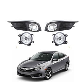 Honda Civic Pentair Fog Lamps / Fog Lights HD-671E2 – Model 2017-2020