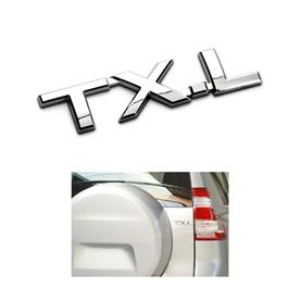 Toyota Prado Genuine TX-L Logo Monogram Emblem   Prado TXL-SehgalMotors.Pk