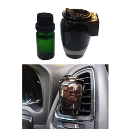 Car Perfume Fragrance Refill Liquid Incense Oil - Mix Fragrances-SehgalMotors.Pk