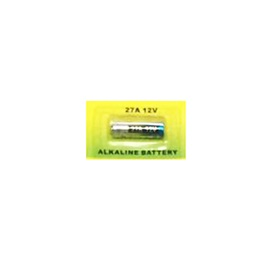 Alkaline Remote Control 27A 12V - Each Cell | For Doorbell Remote | Multiple Use Cell | Battery | Long Life Cell | Pencil Cell-SehgalMotors.Pk