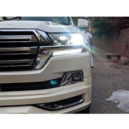 Toyota Land Cruiser Head Lamp / Head Light Left Side OEM - Model 2015-2019-SehgalMotors.Pk
