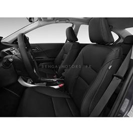 Honda Civic Thailand Rexine Seat Covers Black - Model 2016-2020-SehgalMotors.Pk