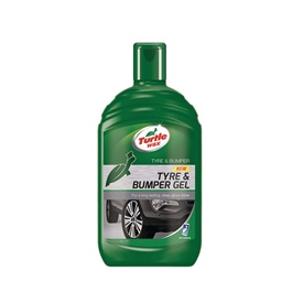 Turtle Wax FG7637 Green Line Tyre and Bumper Gel | Long Lasting Wax Formula Protects From Fading And Cracking | Tyre Care Product -SehgalMotors.Pk
