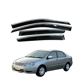 Toyota Corolla Air Press / Sun Visor With Chrome - Model 2005-SehgalMotors.Pk