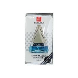 Aiteli Golden Triangle Grill Car Perfume Marine Fragrance ATL - 3140-SehgalMotors.Pk