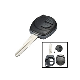 Suzuki APV 2 Button Replacement Key Shell Cover   Key Case Shell   Protective Shell Cover   Replacement Key Cover-SehgalMotors.Pk