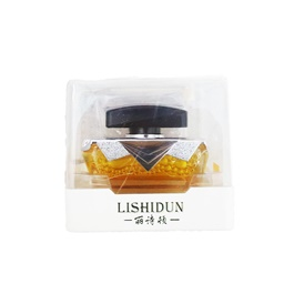 Lishidun Fancy Dashboard Car Perfume - Yellow | Car Perfume | Fragrance | Air Freshener | Best Car Perfume | Natural Scent | Soft Smell Perfume-SehgalMotors.Pk