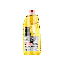 Getsun Super Cleaner Car Shampoo - 2L | Car Shampoo | Car Cleaning Agent | Car Care Product | Glossy Touch Shampoo | Mirror Like Shine-SehgalMotors.Pk