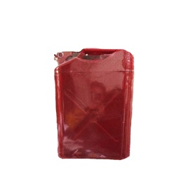 Car Spare Fuel Tank - Red-SehgalMotors.Pk