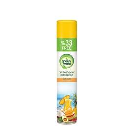 Green World Air Freshener Tutti Frutti | Car Perfume | Fragrance | Air Freshener | Best Car Perfume | Natural Scent | Soft Smell Perfume-SehgalMotors.Pk