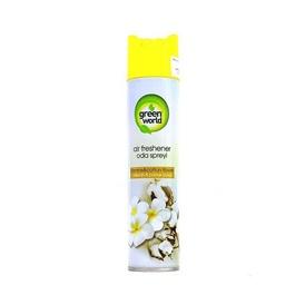 Green World Air Freshener Jasmine And Cotton Flower -SehgalMotors.Pk