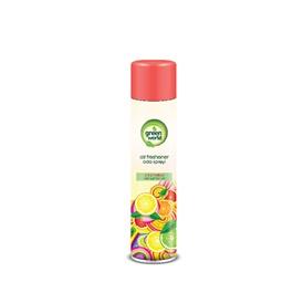 Green World Air Freshener Citrus Festival | Car Perfume | Fragrance | Air Freshener | Best Car Perfume | Natural Scent | Soft Smell Perfume-SehgalMotors.Pk