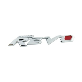 Hilux Revo Metal Monogram - Chrome   Emblem   Decal   Monogram   Logo-SehgalMotors.Pk