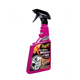 Meguiars Hot Rims All Wheel and Tire / Tyre Cleaner - 709ml G9524-SehgalMotors.Pk