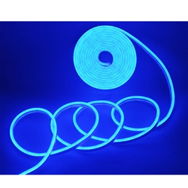 Neon Flexible Strip 5M - Blue-SehgalMotors.Pk