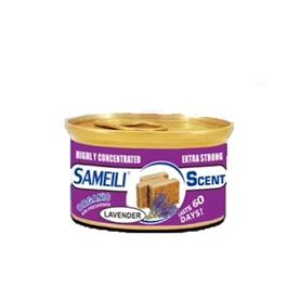 Sameili Organic Wood Perfume - Lavender | Car Perfume | Fragrance | Air Freshener | Best Car Perfume | Natural Scent | Soft Smell Perfume-SehgalMotors.Pk