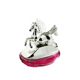 Flying Horse With Wings Sculpture Dashboard Car Perfume - MIX COLOR-SehgalMotors.Pk