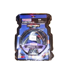 Sony Q6 Amplifier Wiring Kit -SehgalMotors.Pk