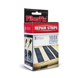 Fiber Fix Household Repair Strips 3 Rolls (1 x 12)-SehgalMotors.Pk