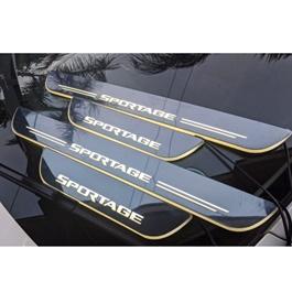 KIA Sportage LED Sill Plates / Skuff LED Panels - Model 2019-2020-SehgalMotors.Pk