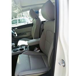 Kia Sportage Leather Type Rexine Seat Covers Beige | Seat Covers | Universal Seat Covers | Leather Type Seat Covers-SehgalMotors.Pk