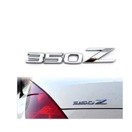 Nissan Fairlady 350Z Metal Mono Chrome | Emblem | Decal | Monogram | Logo | Trunk Logo