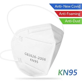 KN 95 Face Mask Protection against Coronavirus COVID 19 Virus Precaution Reusable Respiratory KN-95 KN95 Masks | Each 1 Piece-SehgalMotors.Pk