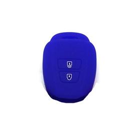 Toyota Vitz PVC / Silicone Protection Key Cover Blue - Model 2014 - 2018-SehgalMotors.Pk