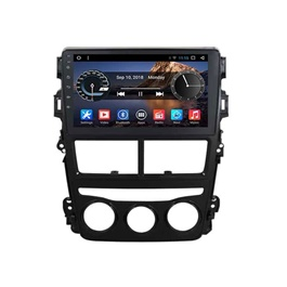 Toyota Yaris LCD Android IPS Display Multimedia IPS Display Panel Head Unit - Model 2020-2021