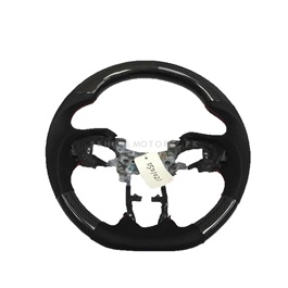 Toyota Corolla Carbon Fiber Steering Wheel - Model 2017-2020-SehgalMotors.Pk